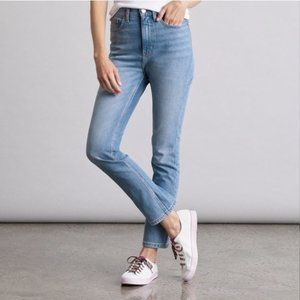 Elizabeth and James The Vintage Straight Jeans 28